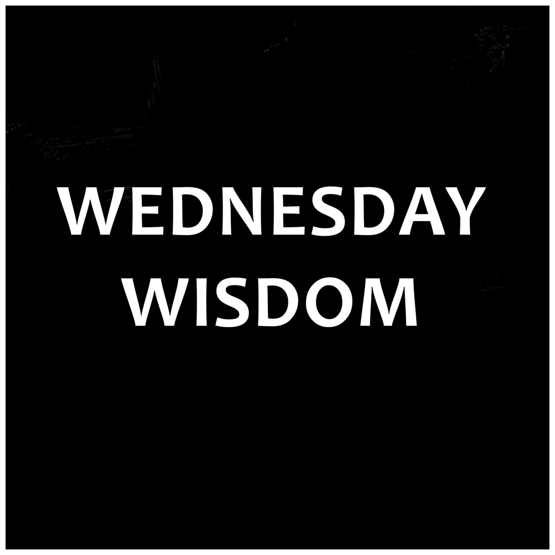 Wednesday Wisdom Inspiring Human Potential