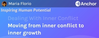Podcast Inspiring Human Potential Inner Growth Maria Florio